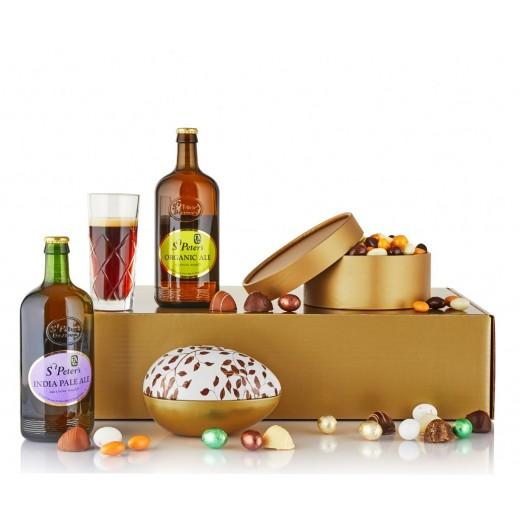 by PR Guld Påske gaveæske med påske øl og påskeæg-31