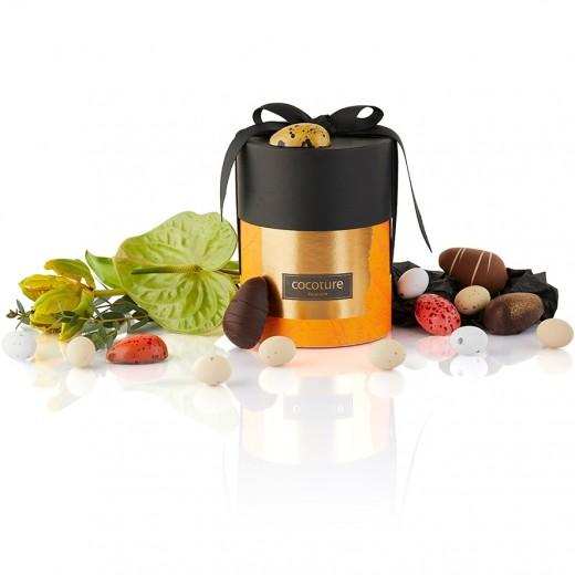 by PR Cocoture Palæ Gift Selection orange/guld æske 275g-34