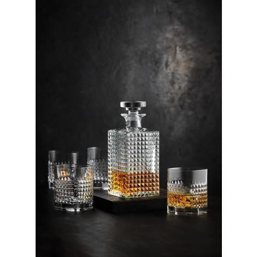 Luigi Bormioli Elixir whiskysæt, 5 dele-31