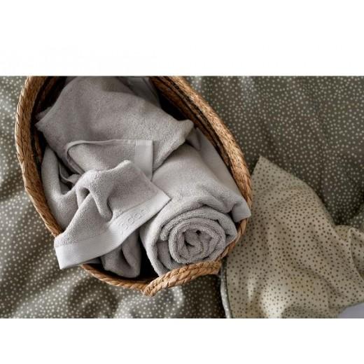 Södahl Sengesæt Balance 200 cm og håndklæder Comfort organic-056