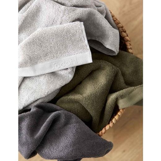 Södahl Comfort Organic Håndklædepakke i Lysgrå-012