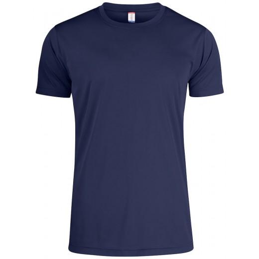 Clique Basic løbe T-shirt-04