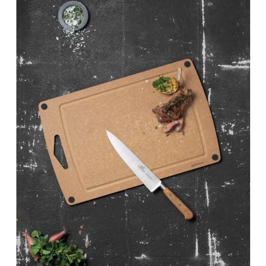 Lion Sabatier Ideal Provence Kokkekniv og Epicurean Skærebræt-38