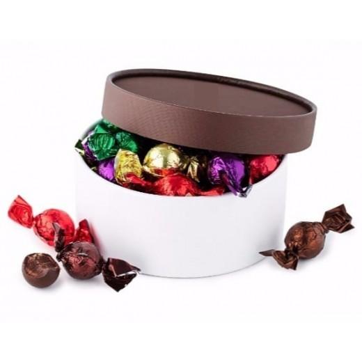 by PR fyldte chokoladekugler i hatteæske-02
