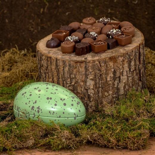 Func Tinæg med Chokoladeæg nougat-04