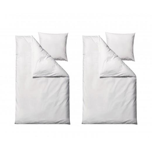 Södahl Edge sengesæt 220 cm i Hvid-31