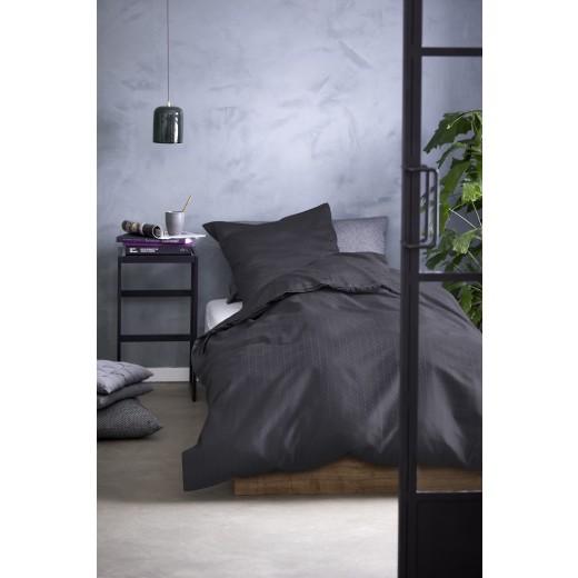 Södahl Edge sengesæt 220 cm i grå-00