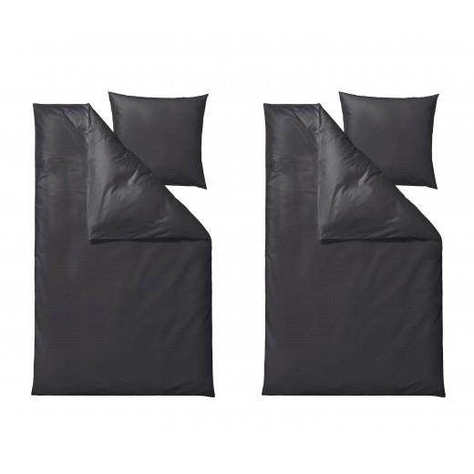 Södahl Edge sengesæt 200 cm i grå-30