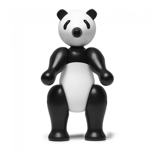 Kay Bojesen Panda WWF, mellem 25cm-029
