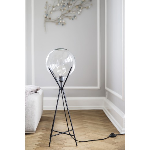 A Simple Mess Knold Lampe i sort-02
