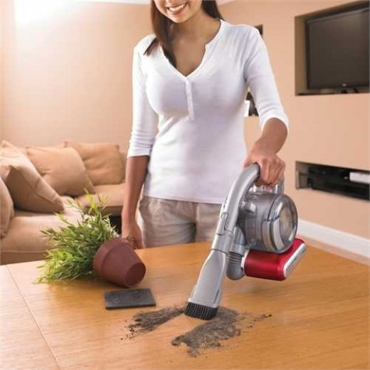 Black and Decker Dustbuster Flexi Håndstøvsuger-04