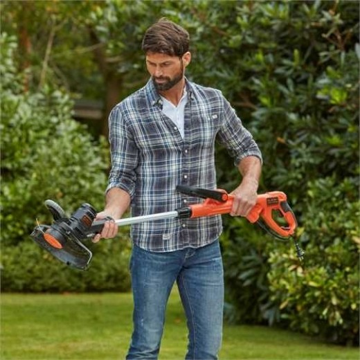 Black and Decker Græstrimmer 30 cm 550W-05