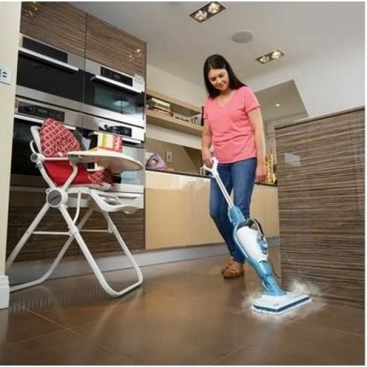 Black and Decker 1300W Steam-Mop-03