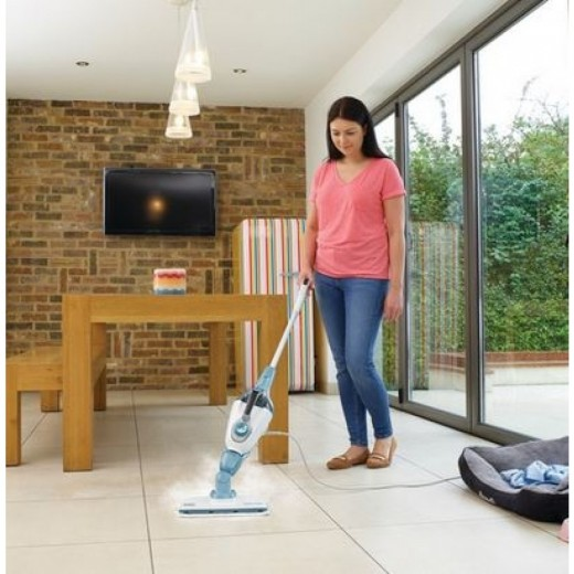 Black and Decker 1300W Steam-Mop-33
