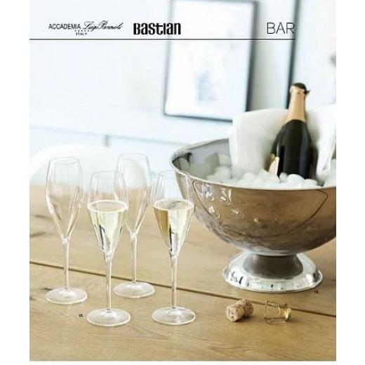 Gourmetgaven Luigi Bormioli Champagneglas, 4 stk. og Bowle-31