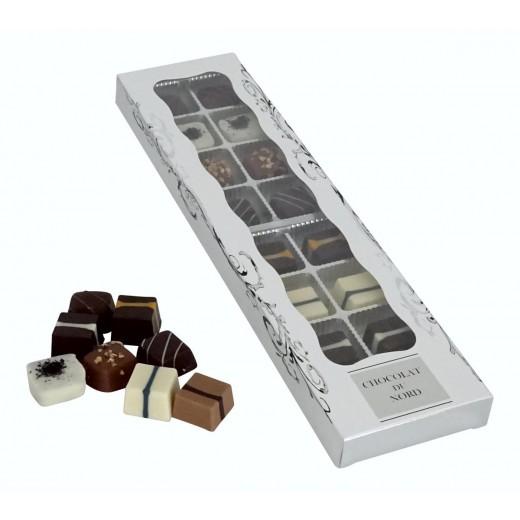 Func Chocolat du Nord, 7 stk. luksus marcipanstykker danske-02