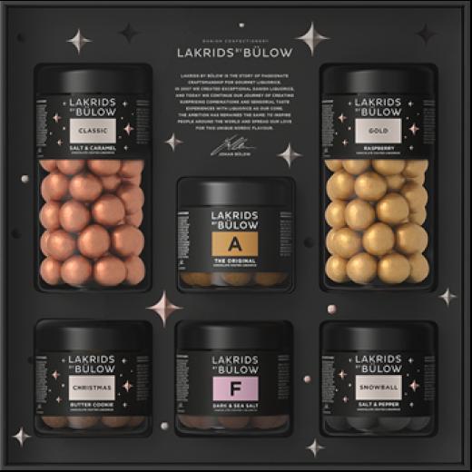 Lakrids by Bülow Large Black Box Winter Edition-327