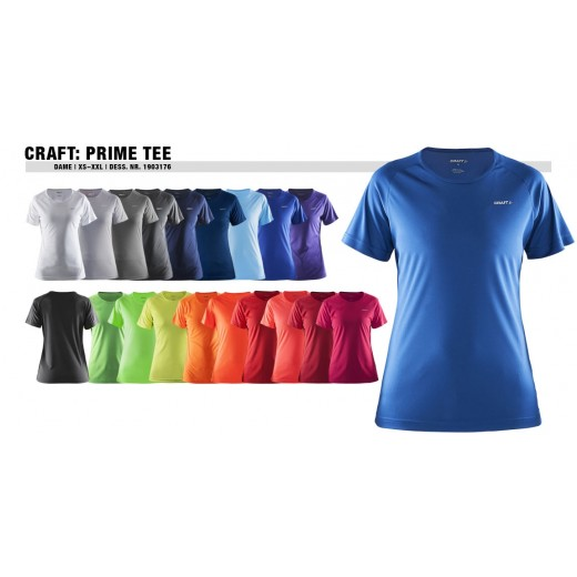 Craft Prime løbe t shirt