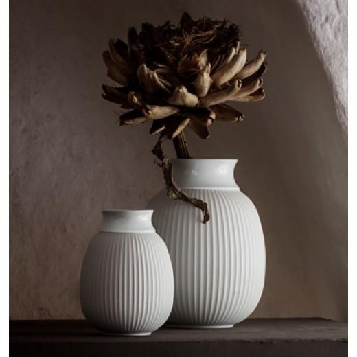 Lyngby Porcelæn Curve vase, sæt-326