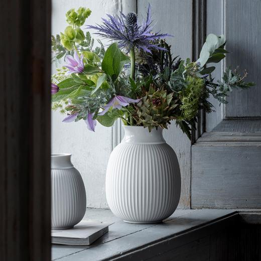 Lyngby Porcelæn Curve vase-316