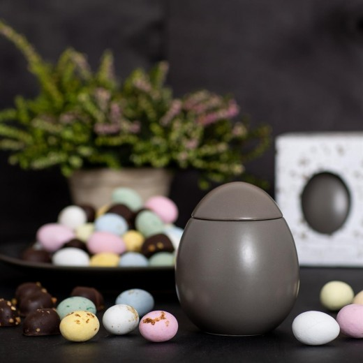 Func Porcelænsæg, lille med påskeæg eller påskeblanding-020