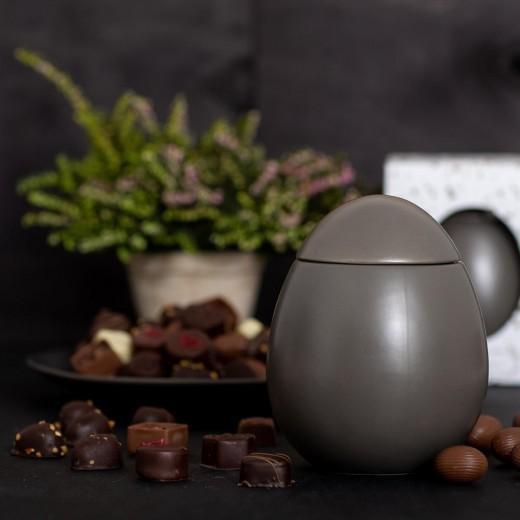Func Porcelænsæg, mellem med påskeæg eller chokoladeæg-026