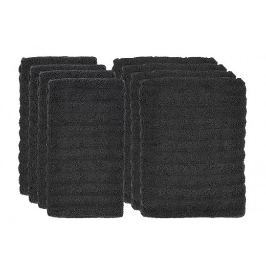 Zone Håndklædepakke Prime i grå-324