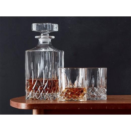 Lyngby Glas Lounge Whiskysæt, 3 dele-30