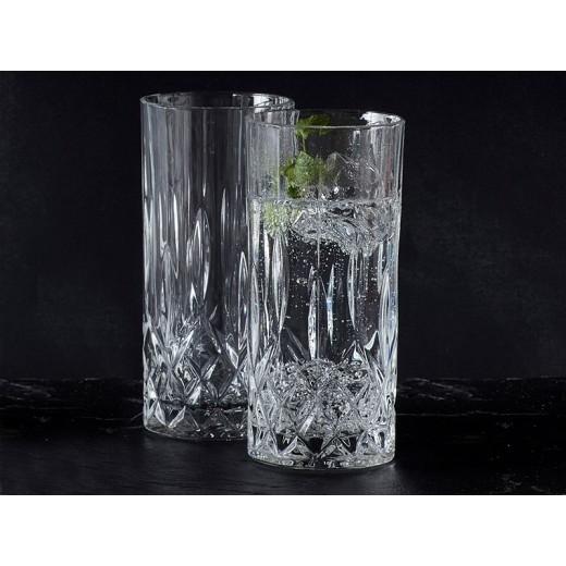 Lyngby Glas Lounge Highball glas, 2 stk.-32