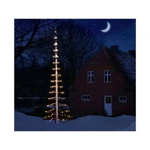 Scandinavia Gifts Lyskæde til flagstang-325