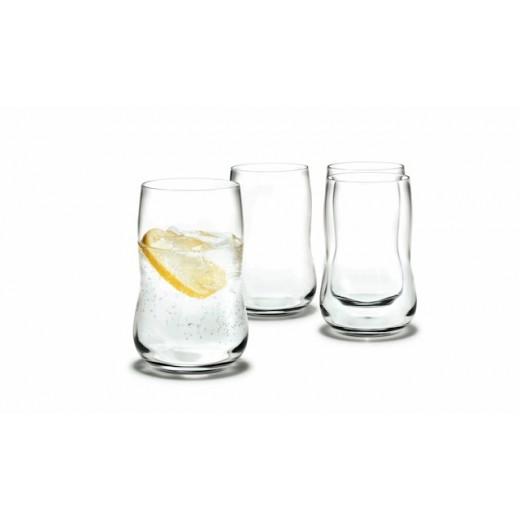 Holmegaard Future glas Klar 4-pack 37 cl