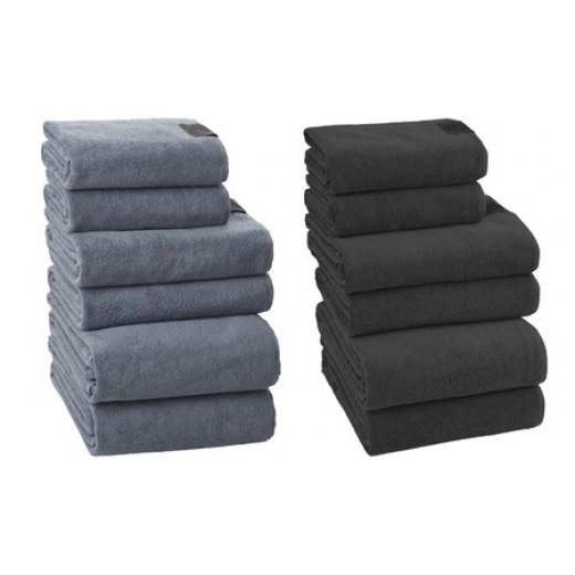 Georg Jensen Damask De Luxe Håndklædepakke Gave 6-34