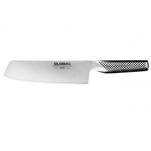 Global G-5 Orientalsk Grøntsagskniv 18 cm