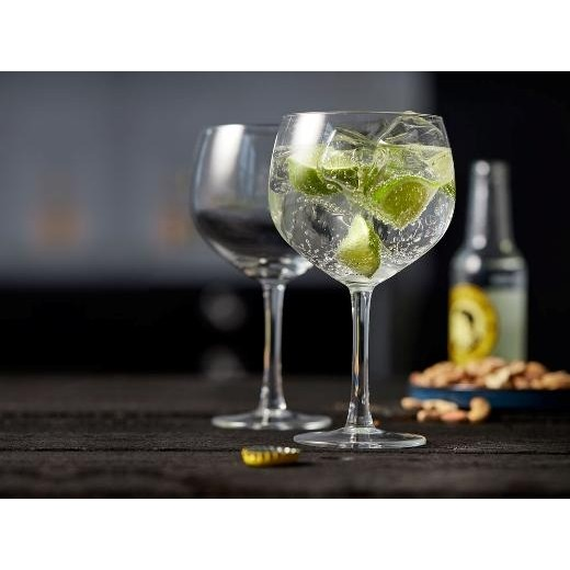 Lyngby Glas Juvel Gin and Tonic Glas, 4 stk.-30