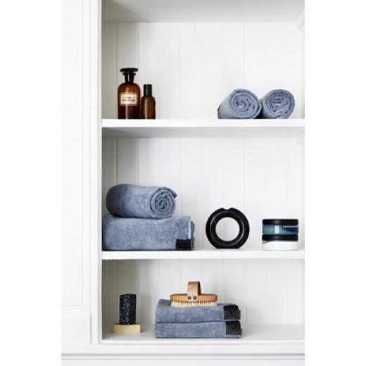 Georg Jensen Damask De Luxe Håndklædepakke i dusty blue Gave 5-00