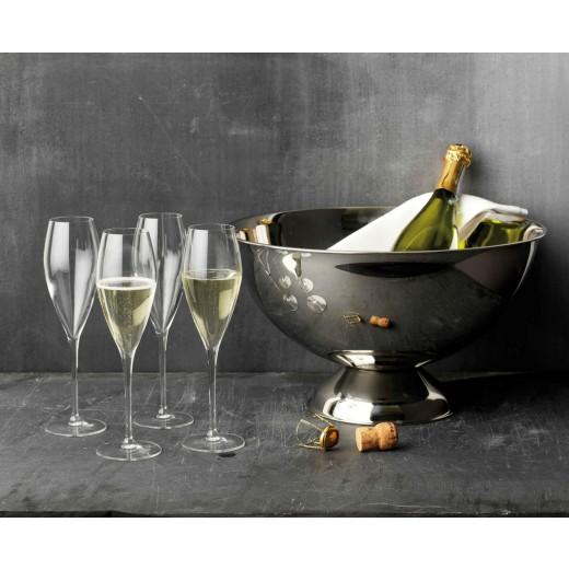 Luigi Bormioli Champagneglas, 4 stk. og Bowle-01