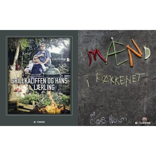 Holm Holm Bogsæt med 2 bøger-30