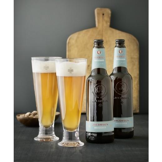 Holmegaard Pilsner glas 2 stk, 62 cl-31
