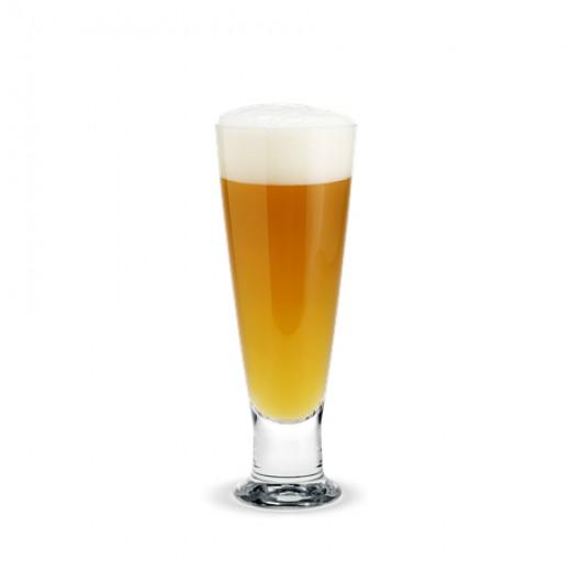 Holmegaard Pilsner glas 2 stk, 62 cl-01
