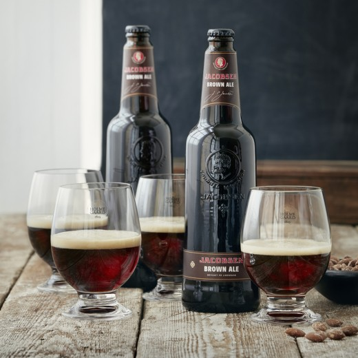Holmegaard - Smag på det mørke øl