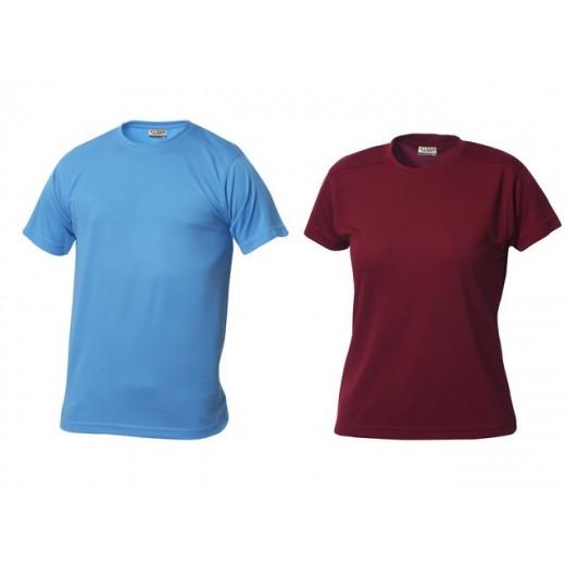 Clique Funktions T-shirt-01