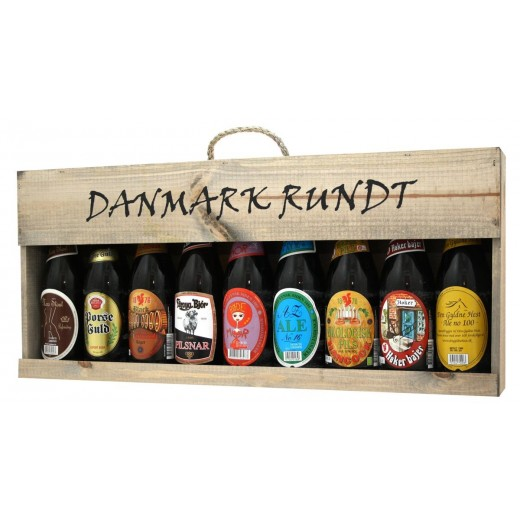 One Pint Danmark Rundt