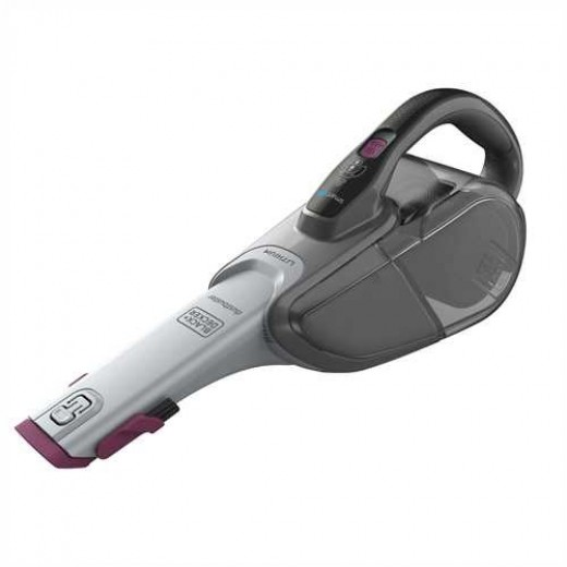 Black and Decker Lithium-Ion Cordless dustbuster-30