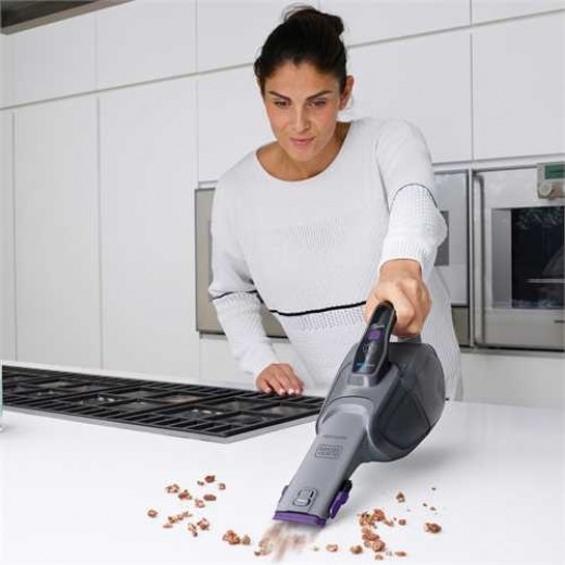 Black and Decker Lithium-Ion Cordless dustbuster-00