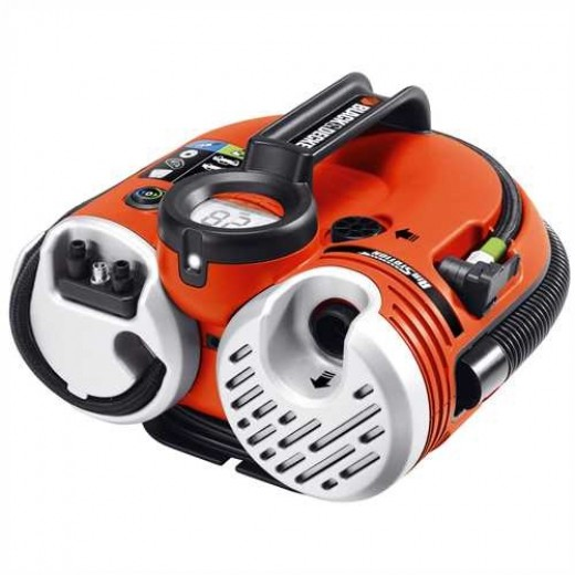 Black and Decker 12v DC Air Station-30