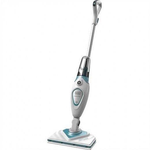 Black and Decker 1600W Steam-mop-00