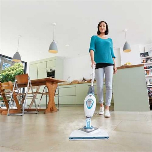 Black and Decker 1600W Steam-mop-30