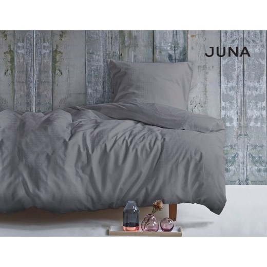 JUNA Cube Sengesæt i Grå 220 cm, 2 sæt-330