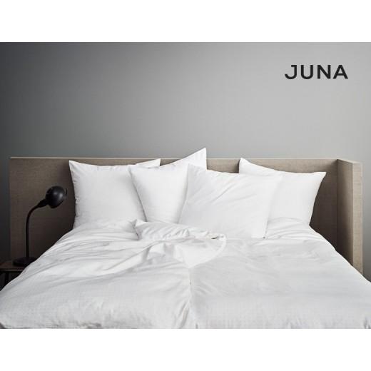 JUNA Cube Sengesæt hvid 200 cm, 2 sæt-329