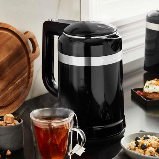 KitchenAid Design Collection Elkedel, sort 1,5 liter.-31